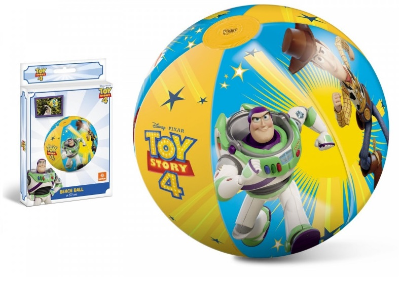 Plážová lopta Mondo 16763 Toy Story 50cm