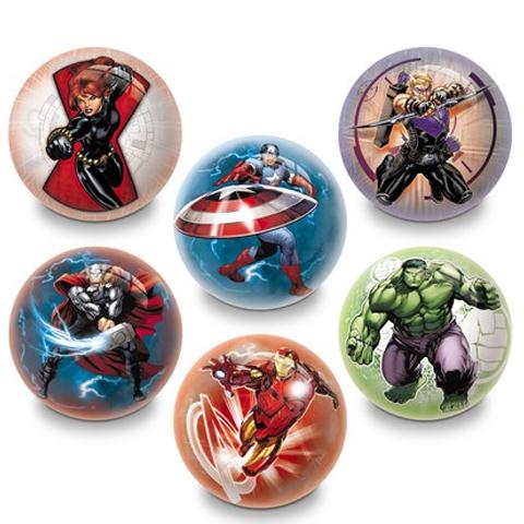 Lopta Avengers 6cm