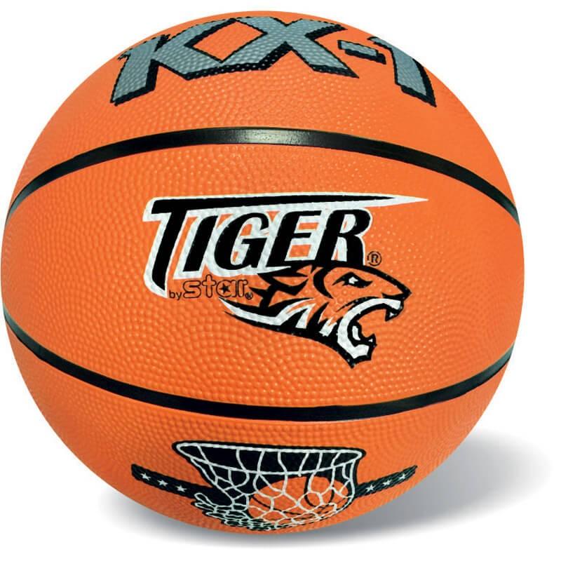 Basketbalová lopta Tiger KX-1 size5
