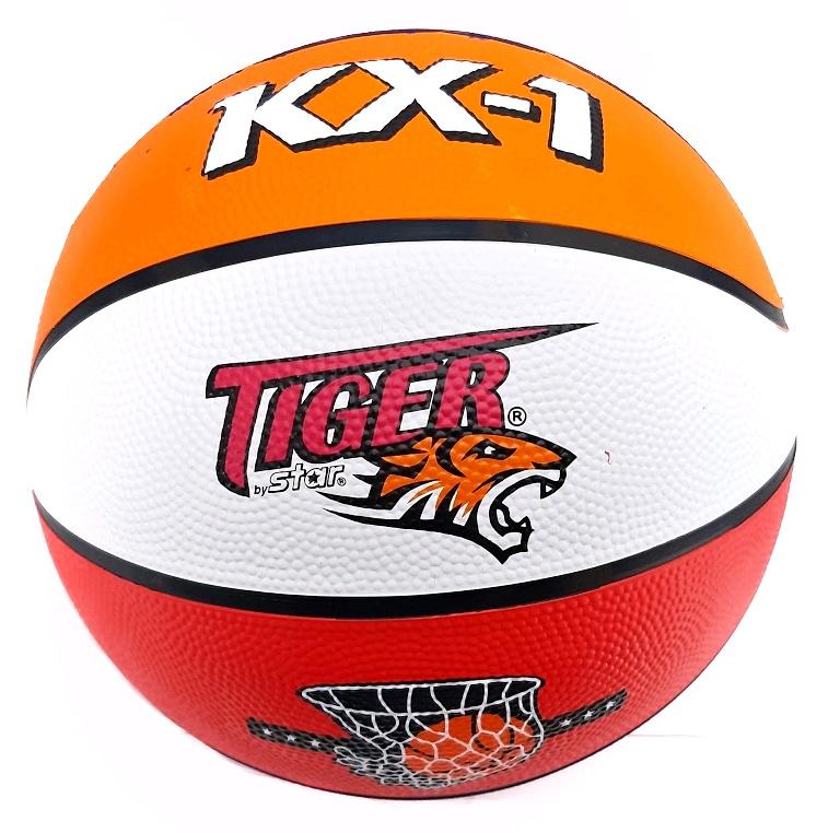 Basketbalová lopta Tiger Star KX-1 size7