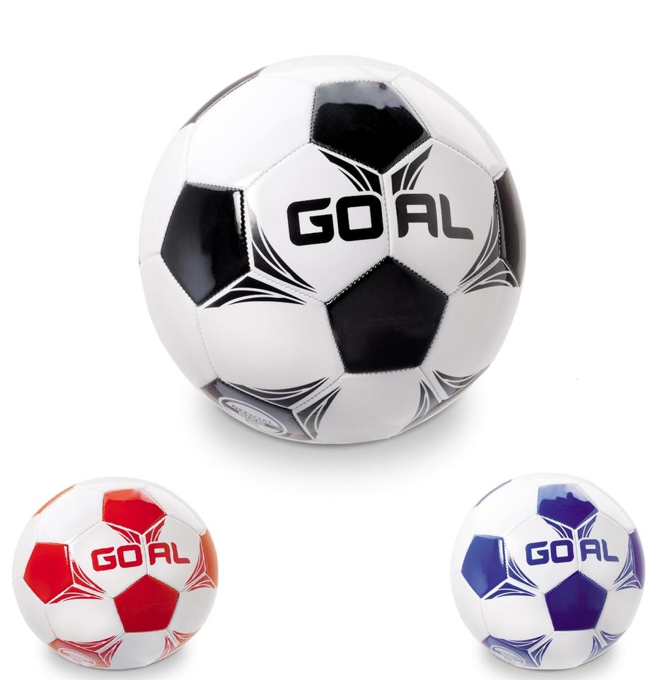 Lopta Futbal Goal 5 - červená