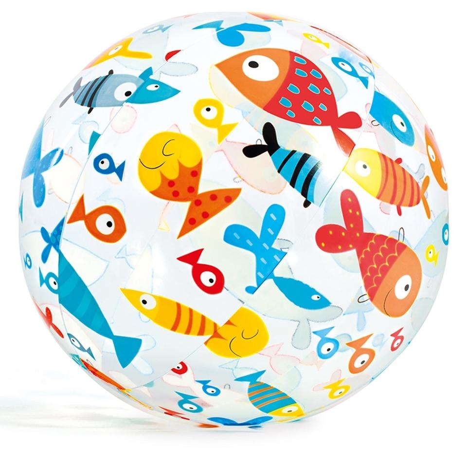 Intex 59040 Nafukovacia lopta Vodný svet 51cm