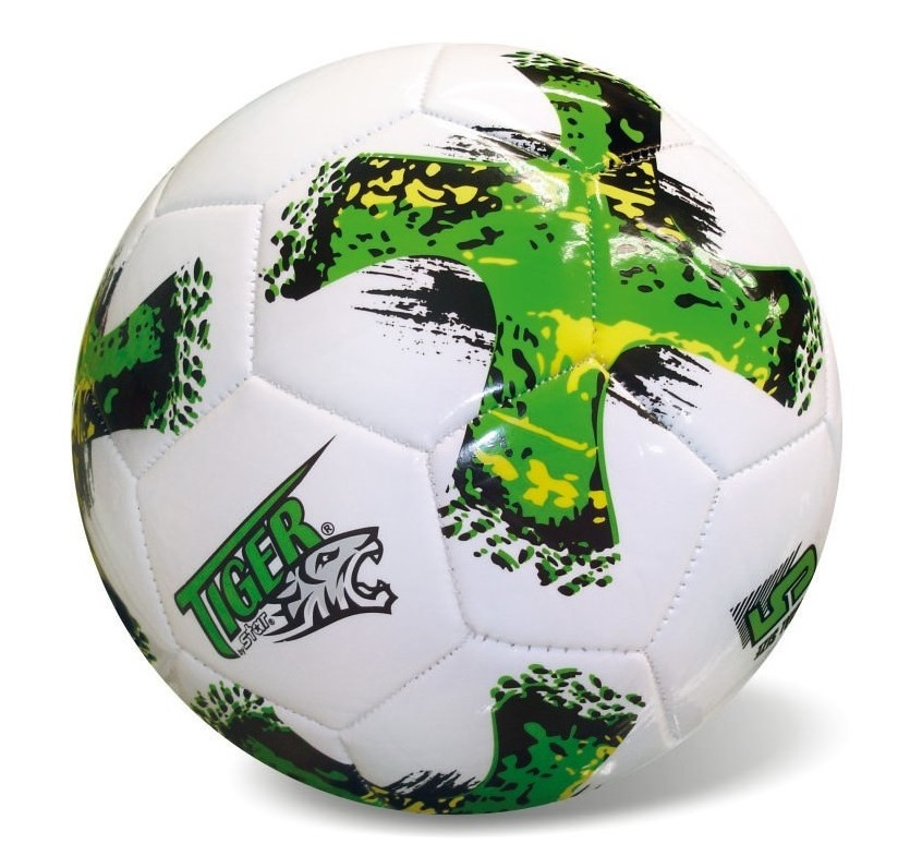 Futbalová lopta Tiger Star 23cm