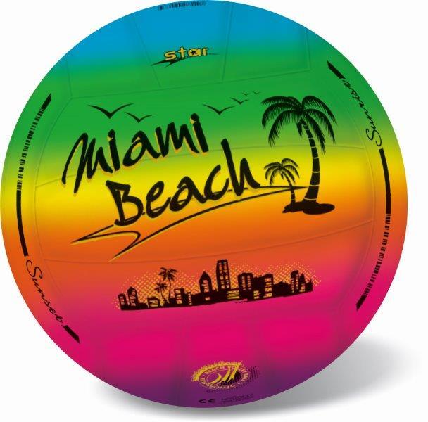 Lopta volejbal Miami beach 21cm