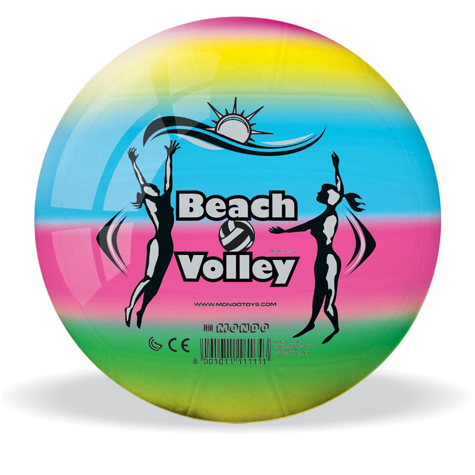 Lopta volejbal dúha