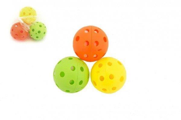 Loptička Floorball 3ks
