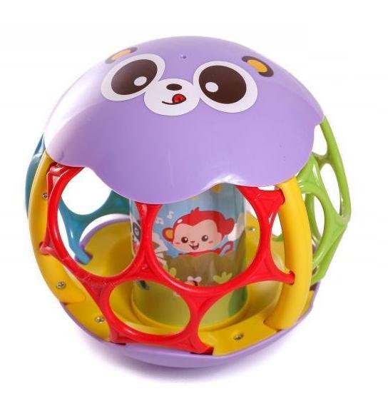 BamBam zábavná guľa - fialová