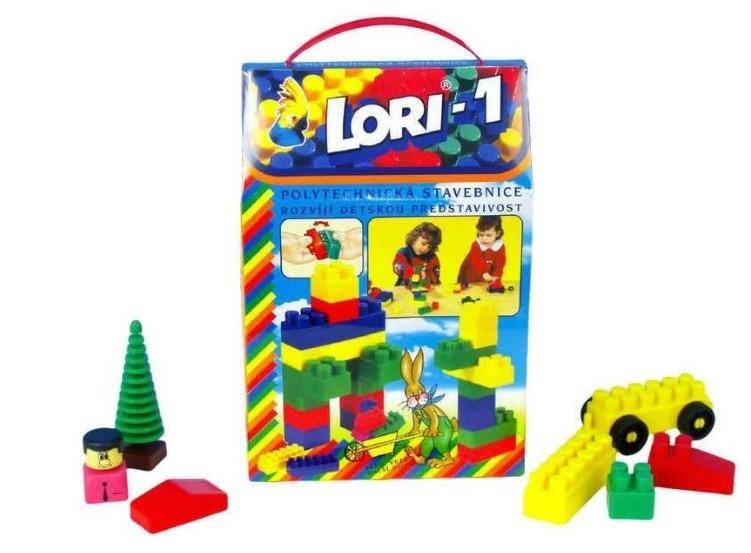 Stavebnica Lori 1
