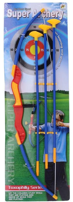 Luk a šípy set 60cm