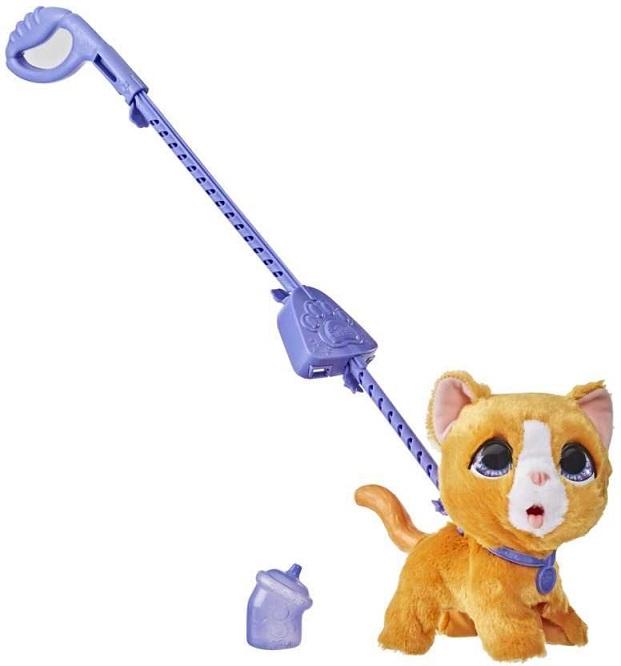 Hasbro FurReal Friends Peealots veľká mačka