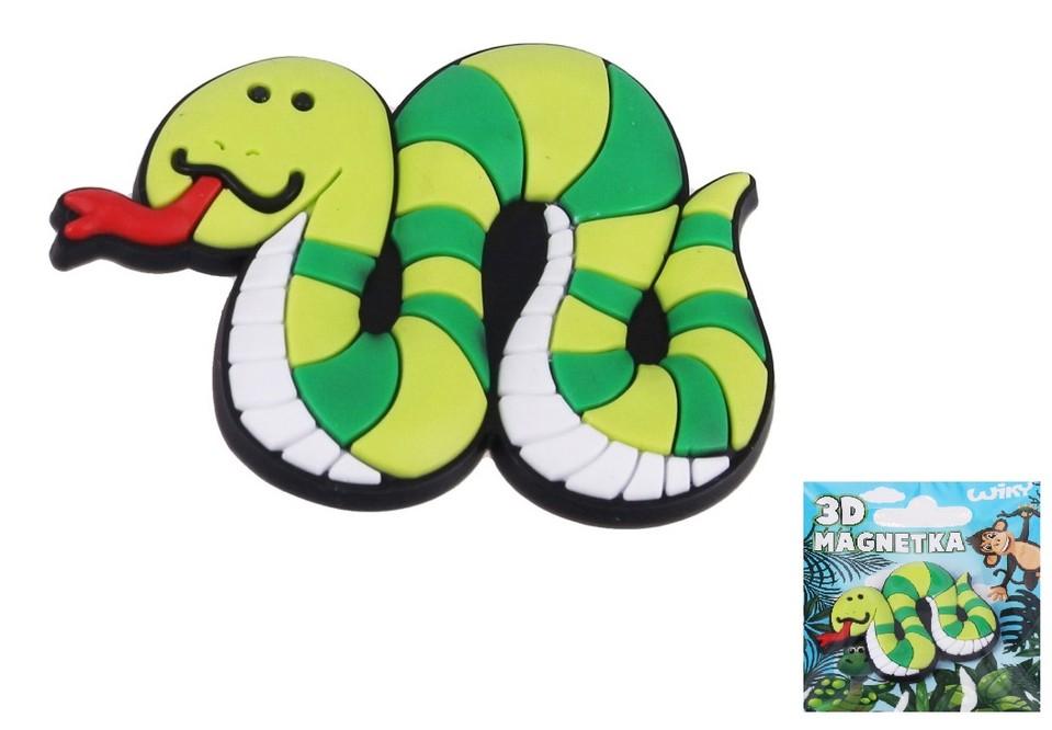 3D magnetka had 5cm
