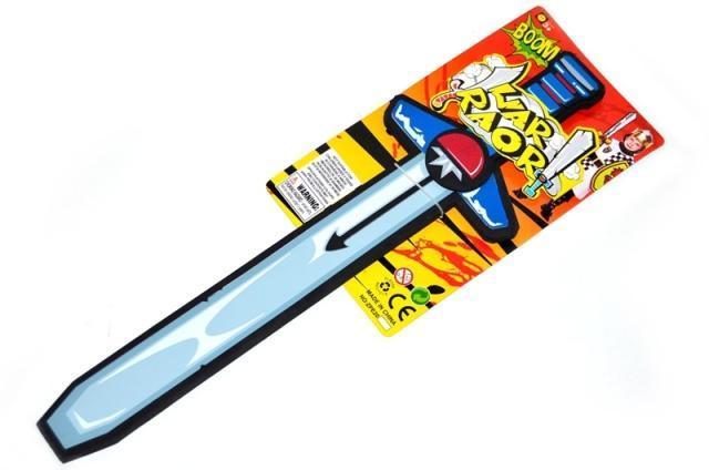 Meč penový