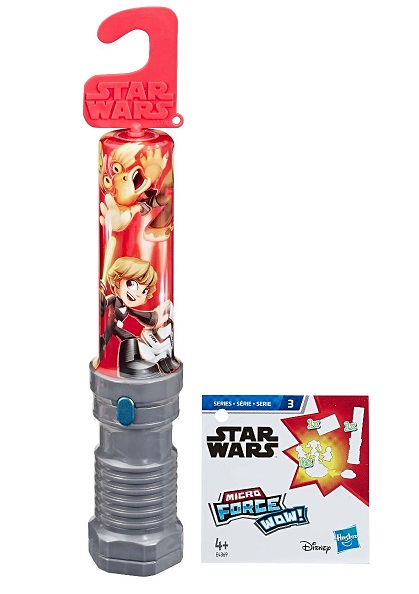 Hasbro Star Wars Svetelný meč červený