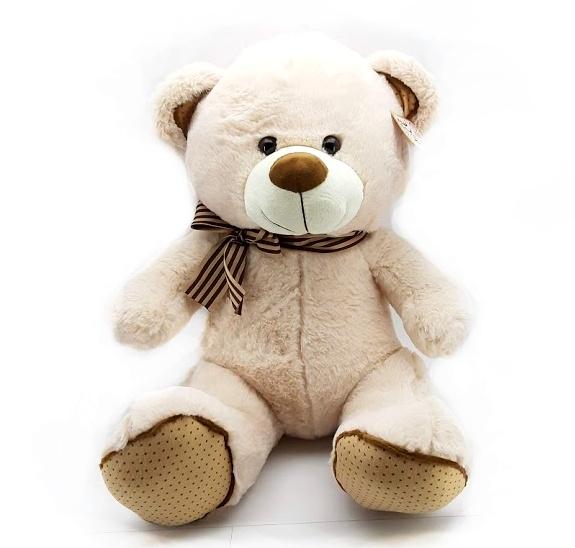 Plyšový medveď svetlý 40cm