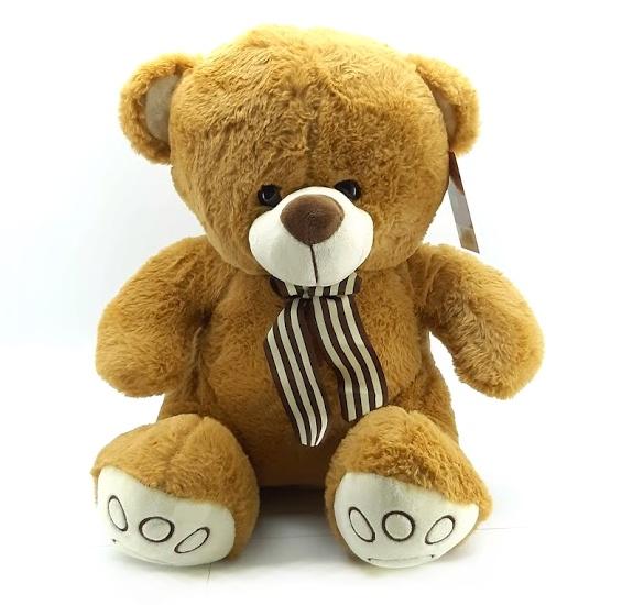 Plyšový medveď hnedý 40cm