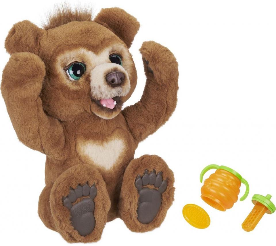 Hasbro Medveď FurReal Blueberry 50cm