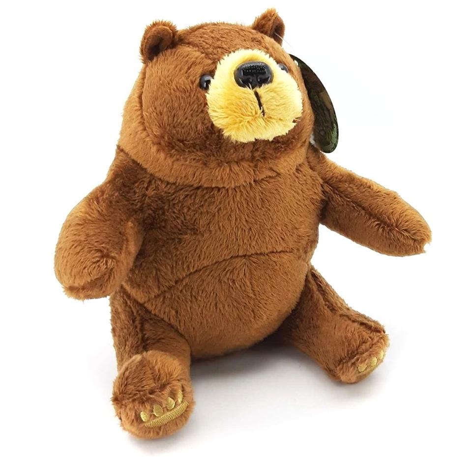 Medveď plyšový