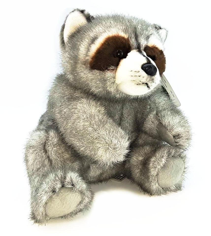 Plyšový medvedík čistotný 22cm