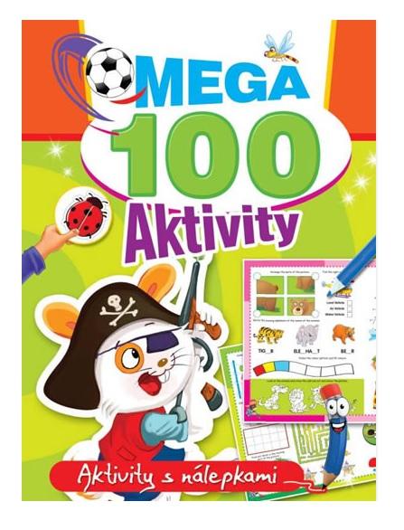 Pracovný zošit Mega 100 aktivity