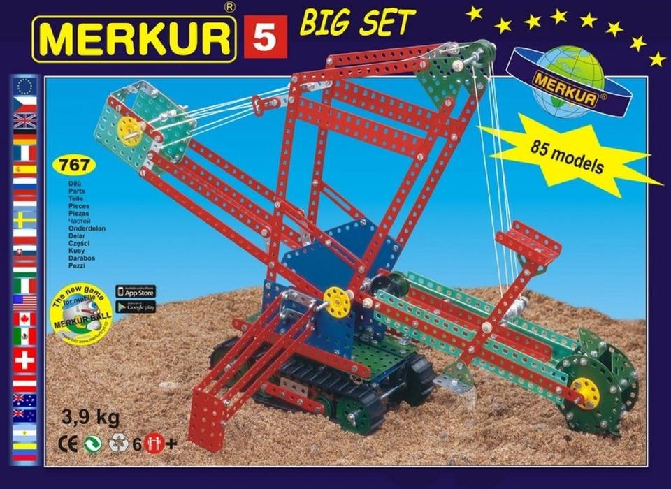 Stavebnica Merkur M 5