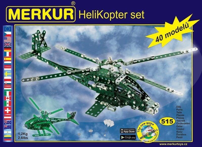 Merkur Helikoptéra 515dielov