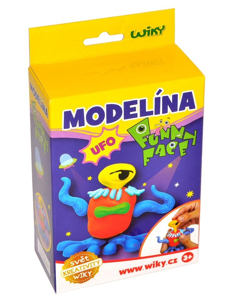 Modelína 4-Farebná, 120g