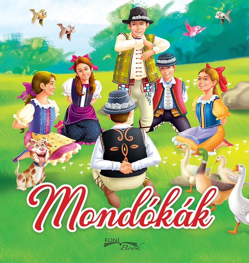 Mondókák - Leporelló (Maďarská verzia)