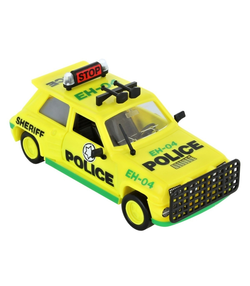MONTI Systém 41 - POLICE