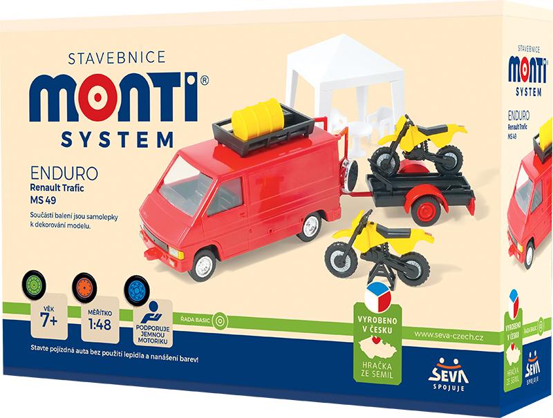 MONTI Systém 49 - ENDURO
