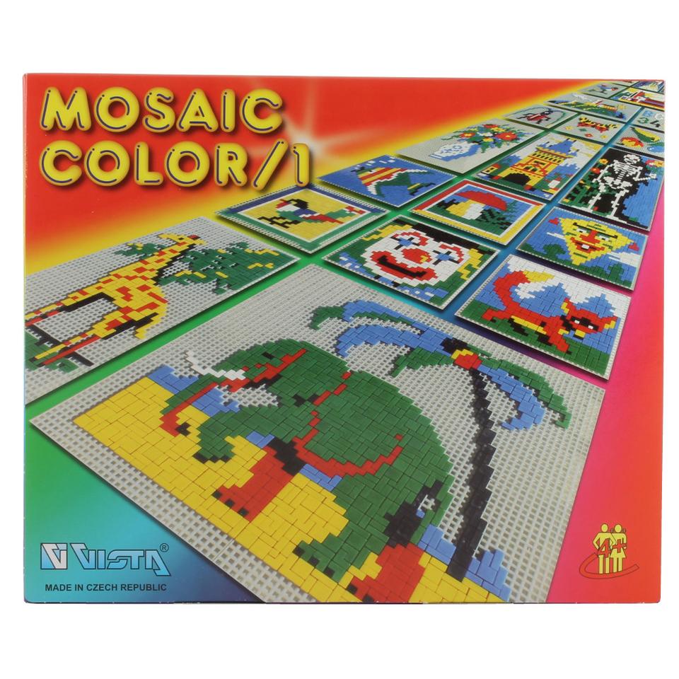 Mozaika COLOR 1