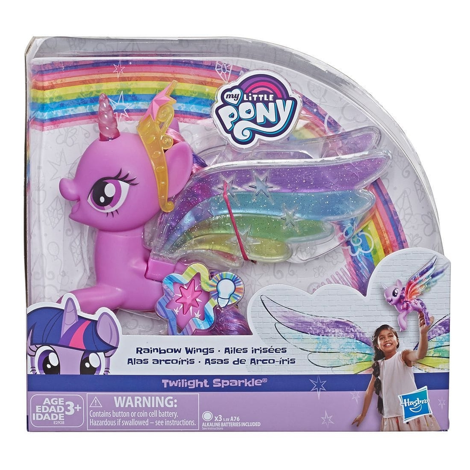 My Little Pony Twilight Sparkle 22cm