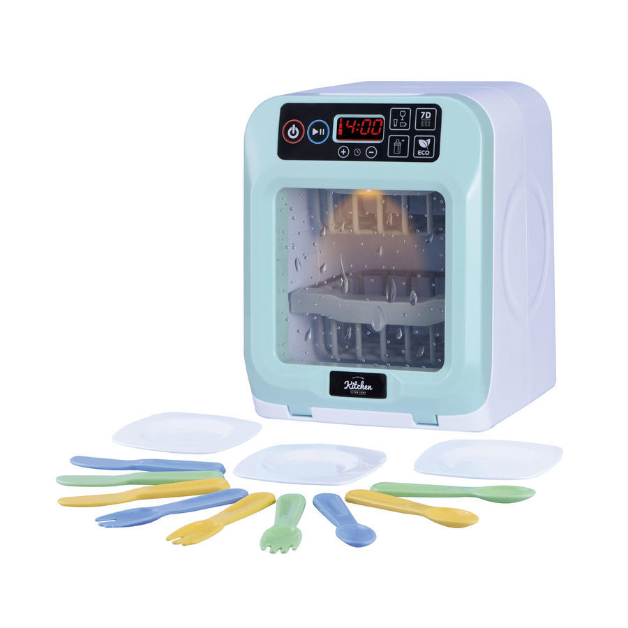 Umývačka riadu 16,5x21,5x14,5cm
