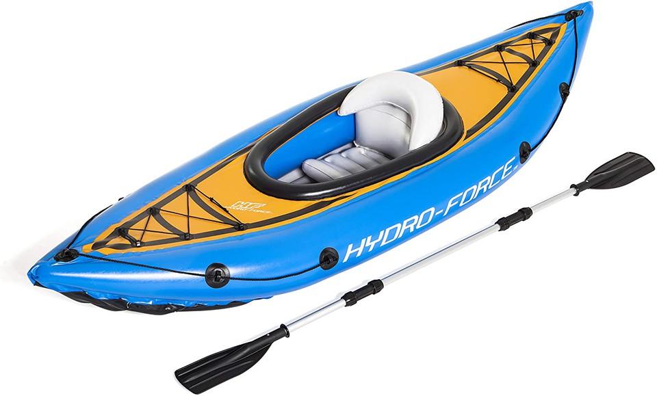 Bestway 65115 nafukovací čln Hydro-Force Cove Champion 275x81cm