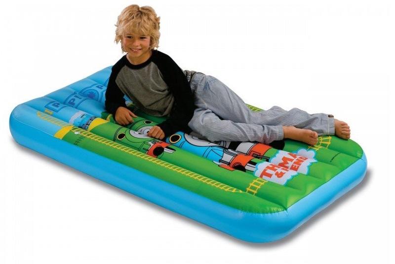 Intex 48777 Nafukovacia posteľ Thomas a priatelia