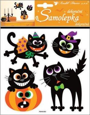 Nálepky - Halloween