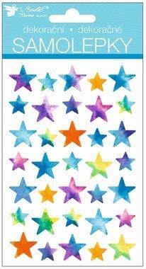 Nálepky hviezdy