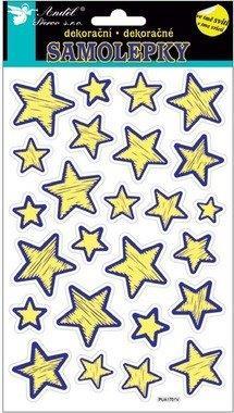 Nálepky Hviezdy svietiace