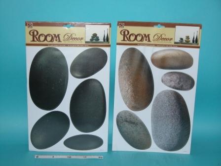 Nálepky Kamene