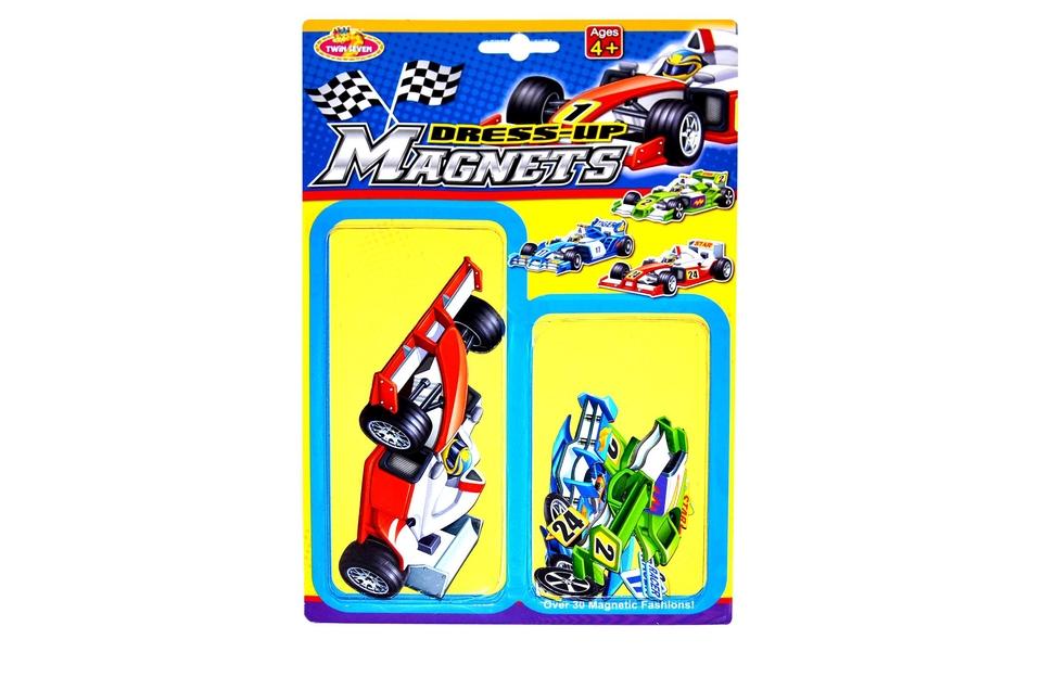 Nálepky magnet - formula