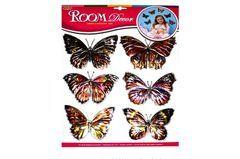 Nálepky Motýle