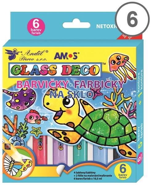 Samolepka motýle s pohyblivými krídlami 7ks