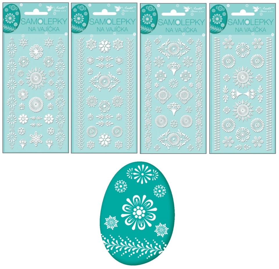 Nálepky na vajíčka