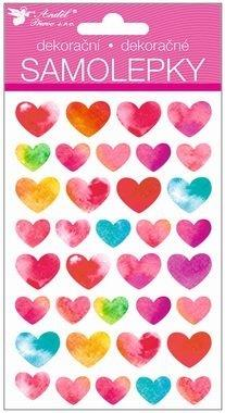 Nálepky srdce