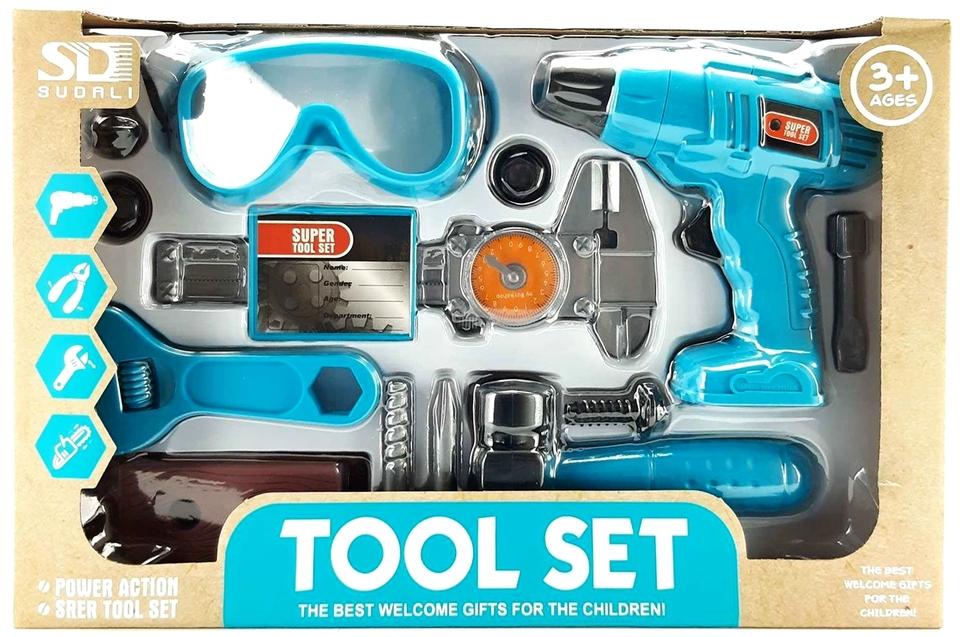Detské náradie Tool Set 14ks