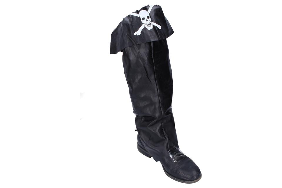 Návleky na topánky pirát 45cm