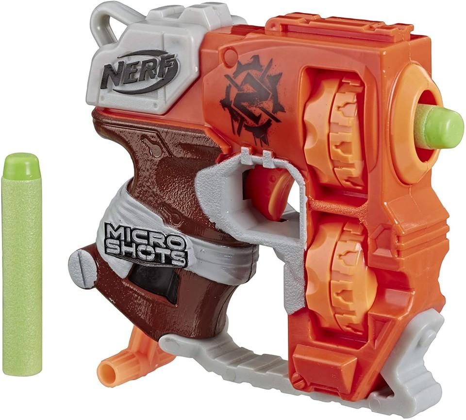Hasbro Nerf Micro Shots Flipfury