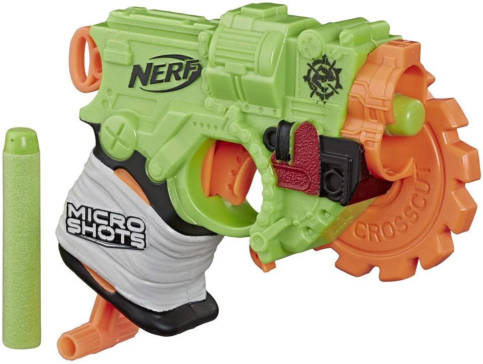 Nerf Micro Shots Crosscut