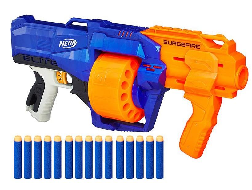 NERF N-Strike Surgefire pištoľ
