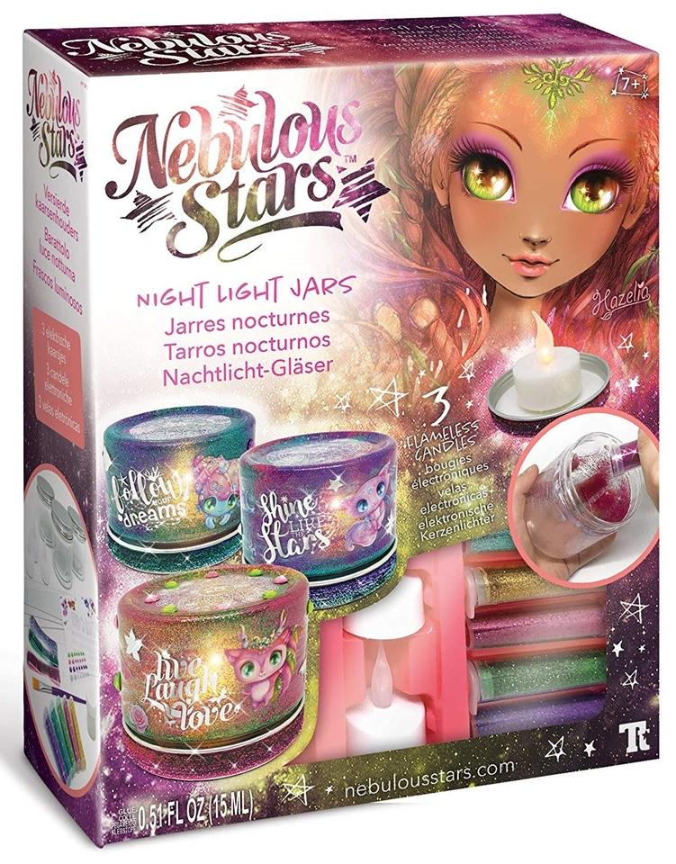 Nebulous Stars Nočné svietniky Hazelia