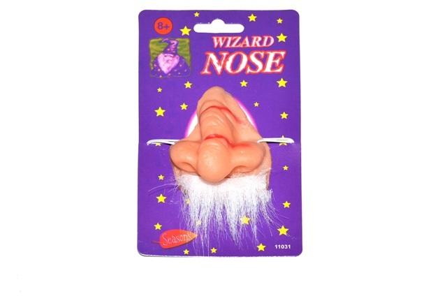 Nos čarodejnica